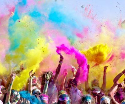 """A noite mais colorida do ano"" traz Color Run a Almeirim no dia 25 de Agosto"