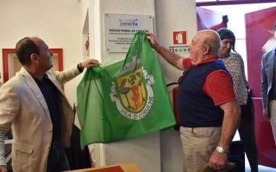 Abertura do Núcleo Rural de Coruche – Centro de  artes, ofícios e saberes tradicionais