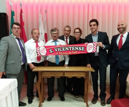 Gala do Clube de Andebol São Vicentense
