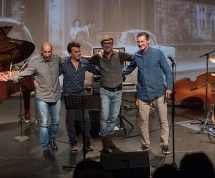 'Jazz ao Centro' com 'DCM' no Fórum Actor Mário Viegas em Santarém