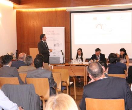 Sessão Concelhia do IFRRU 2020 em Santarém