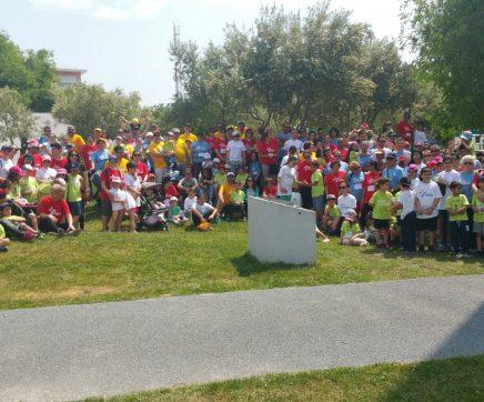 Corrida da Família em Azambuja com mais de 200 participantes