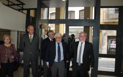 'Mudar para adequar' trouxe Ministro José Vieira da Silva a Santarém [C/VÍDEO]