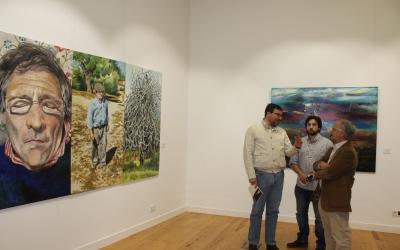 'Espírito da Terra' – Exposição de Artes Plásticas até dia 2 em Santarém [C/VÍDEO]