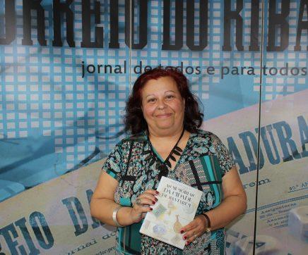 Historiadora e administradora do Correio do Ribatejo lança livro sobre Santarém