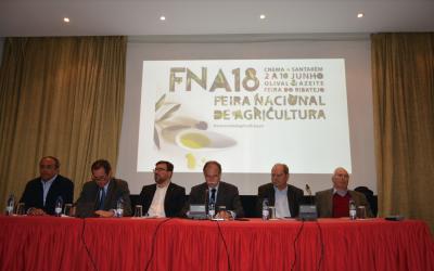 Olival e azeite dominam Feira Nacional da Agricultura de 02 a 10 de Junho
