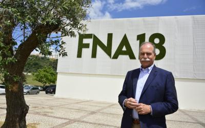 "Eduardo Oliveira e Sousa: ""Espero que Santarém puxe pela sua terra, puxando pela Feira"""
