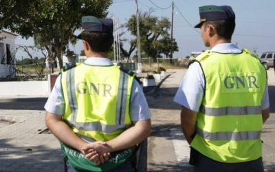 GNR faz 13 detidos em flagrante delito