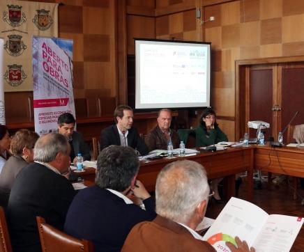 Cartaxo apresenta Instrumento Financeiro para Regeneração Urbana