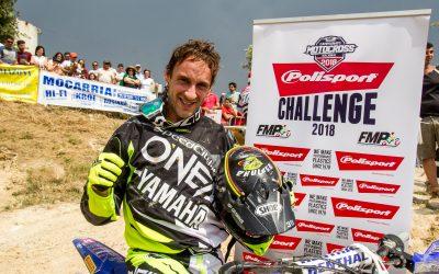 Motocross: Luís Correia reforça liderança do Nacional na Moçarria