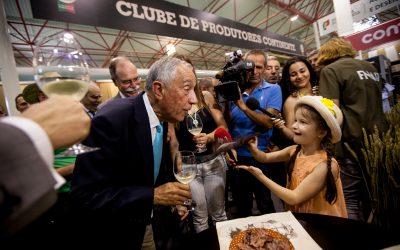 Presidente da República inaugura 55ª Feira Nacional de Agricultura
