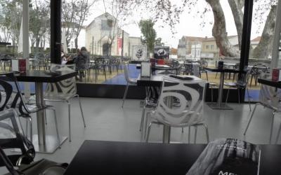 Câmara de Santarém lança hasta pública para concessão das Cafetarias do Jardim da República e de Vale de Estacas