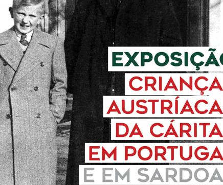 """Exposição """"Crianças Austríacas da Cáritas em Portugal"""" patente em Sardoal"""