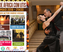 Dia de África e tango marcam presença no Fórum Actor Mário Viegas em Santarém