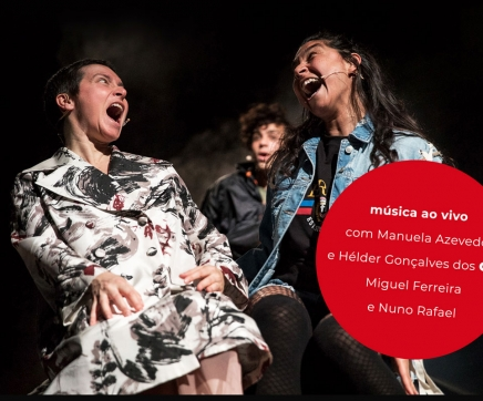 'Montanha Russa' do Teatro Nacional D. Maria II apresentado no Sardoal