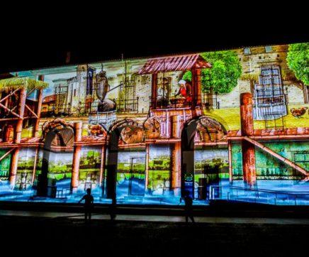 'Flux Tomar': Espectáculo de luz e cor nos monumentos de 7 a 10 de Junho