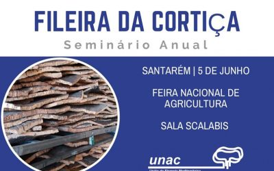 Seminário Anual da Fileira da Cortiça na Feira Nacional de Agricultura