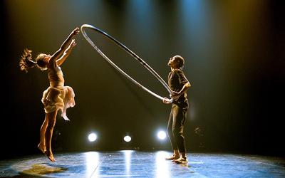 'Luz' – Dança e novo circo no Centro Cultural do Cartaxo