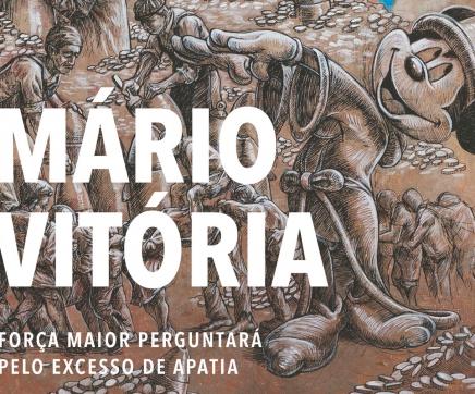 Exposição de Mário Vitória no Convento do Carmo e Museu Municipal de Torres Novas
