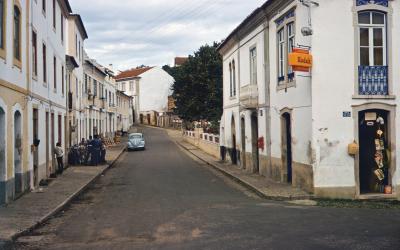 Exposição de fotografias do Sardoal antigo da autoria de Álvaro Bandeira