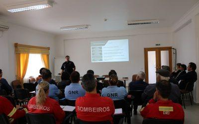 Apresentação dos programas Aldeia Segura e Pessoas Seguras em Pedrogão, Torres Novas