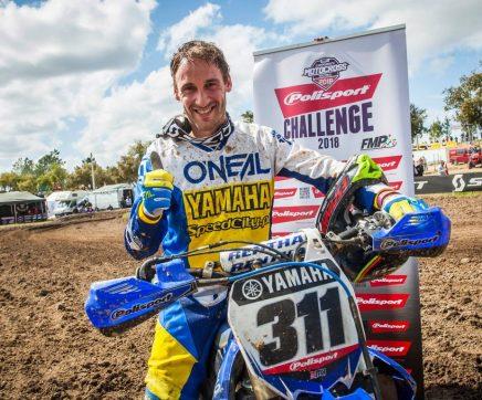 Luís Correia sagrou-se Campeão Nacional de Motocross nas categorias Elite e MX1