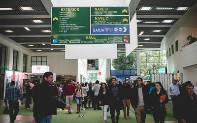 Em dia de Entrada Livre Feira Nacional de Agricultura recebe milhares de visitantes