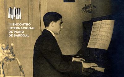 Homenagem a António Fragoso no III Encontro Internacional de Piano de Sardoal