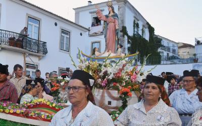 Azambuja homenageia a Sra. dos Avieiros no VI Cruzeiro Religioso do Tejo