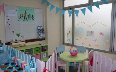 """Unidade de Saúde de Marinhais com espaço """"Brinca no Centro"""" dedicado às crianças"""