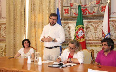 Câmara de Santarém assina Acordos de Colaboração com Bandas Filarmónicas e Ranchos Folclóricos do Concelho