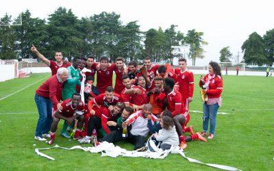 União Desportiva de Santarém sagra-se campeão e sobe à primeira divisão distrital