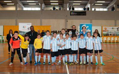 Internacionais portugueses Bebé e Tunha presentes no arranque do Vitória Futsal Cup Masters