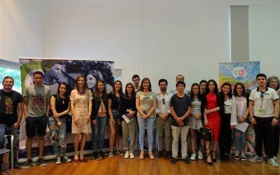 Encontro de Participação de Rio Maior do Orçamento Participativo Jovem 2018