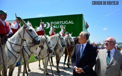 Capoulas Santos em Santarém fala sobre a nova PAC