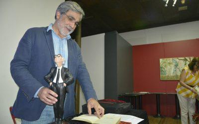 "José Saramago ""regressou"" ao Centro Cultural Regional de Santarém"