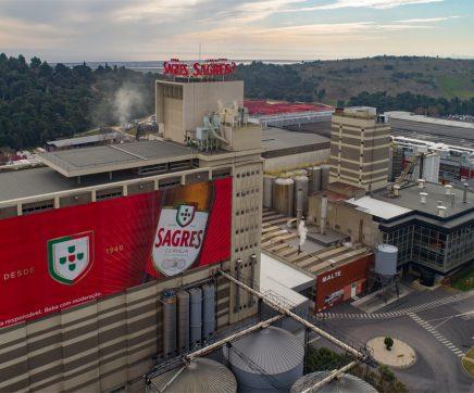 Central de Cervejas comemora 50 anos da Cervejeira de Vialonga