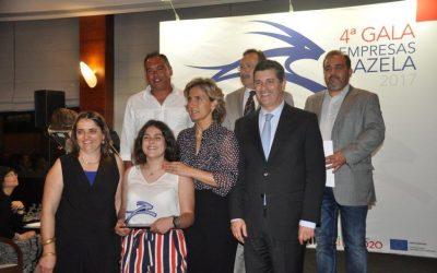 Torres Novas com 3 empresas distinguidas como Gazela