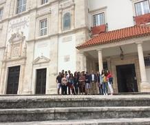 Alunos do Curso de Operador Agrícola da EBS da Povoação de S. Miguel – Açores visitaram a FNA e a cidade de Santarém