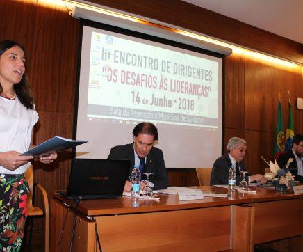 Núcleo Distrital de Santarém da EAPN promove encontro de dirigentes