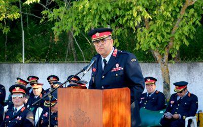 Comandante dos Bombeiros Municipais do Cartaxo tomou posse