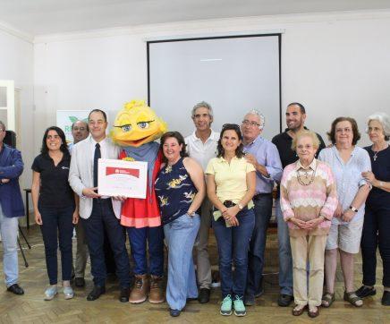 Projecto Restolho recebe donativo da Missão Continente