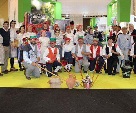 Cartaxo esteve presente na Feira Nacional de Agricultura no dia 09 de Junho