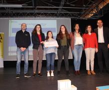 Melhor Ideia de Negócio do EmpreEscola vence Concurso Regional de Ideias de Negócio nas escolas da região Centro