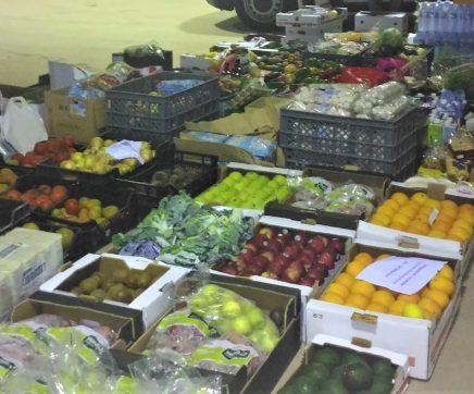 Re-food Santarém recolheu 4 toneladas de alimentos na Feira Nacional de Agricultura