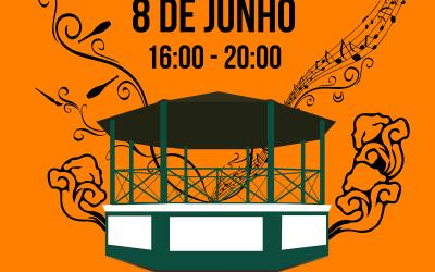 Café concerto na Ribeira de Santarém esta sexta-feira