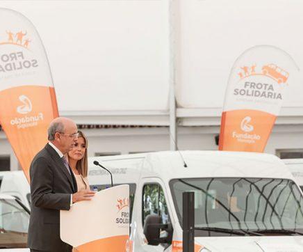 Fundação Montepio entrega viatura adaptada ao Centro de Integração e Reabilitação de Tomar