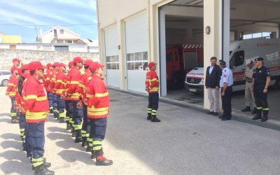 Balanço do Dispositivo de Combate a Incêndios Rurais 2018 em Santarém