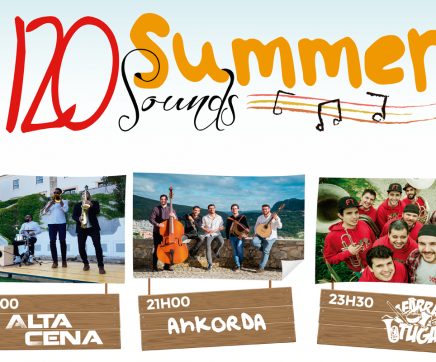 Sociedade Filarmónica Alcanedense promove festival '120 Summer Sounds'