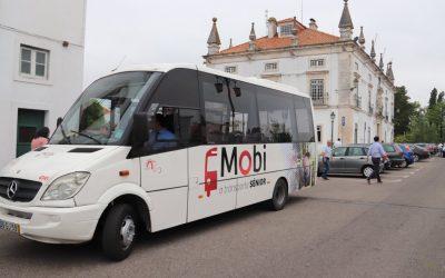 Transporte colectivo gratuito para a população sénior já circula em Santarém